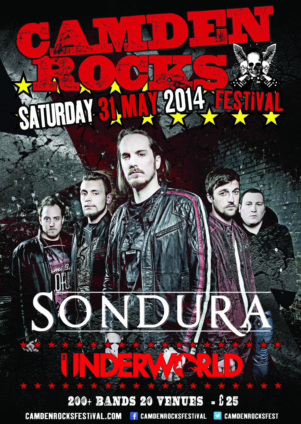 Sondura Camden Rocks